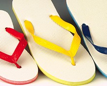 Ladies' Assorted Basic Flip-Flops