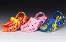 Youth's Tie-Dye Clogs