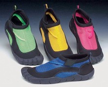 New! Bright Color Water Shoes - Women's