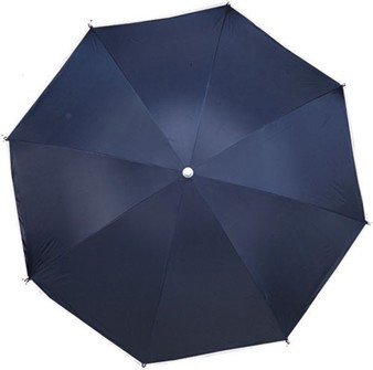 Asst. Solid Color Beach Umbrella