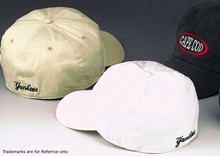 Sale - White Fitted Cap