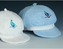 Newborn Sailboat Cap