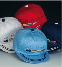 Sale - Toddler's Train Cap