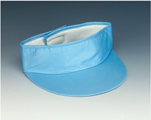 Light Blue High Crown Visor