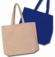 Heavyweight Canvas Tote - Colors