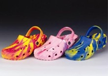 Ladies' Tie-Dye Clogs