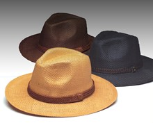 Pinched Front Safari Hat