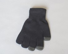 Touchscreen Magic Gloves - Large - Black